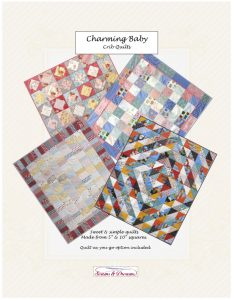 Charming Baby front detail