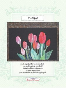 Tulips front detail